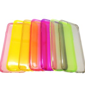 Ультратонкий силикон чехол iPhone 6Plus/6s Plus