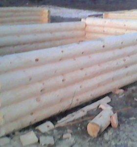 Строительство домов, коттеджей,бань.