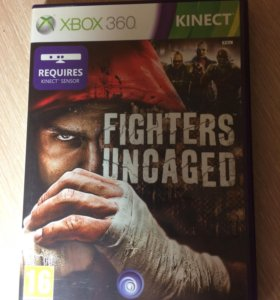Fighters Uncaged на Xbox 360
