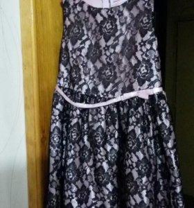 Платье на 11-12
