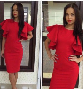 Красивое платье,новые