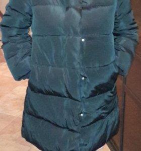 Куртка зимняя для беременных, пуховик