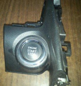 Кнопка запуска двигателя Toyota Camry V50