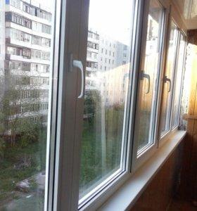 Остекление Балконов и Окна