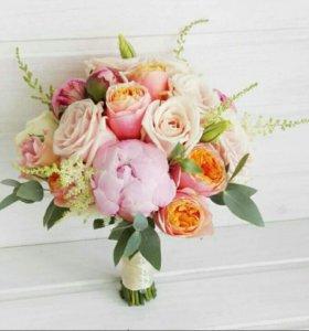 Букет цветов, букет невесты