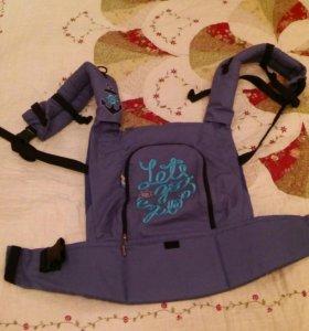 Новый Детский рюкзак-переноска