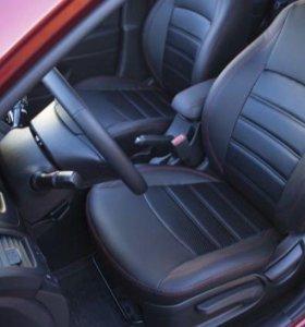 Hyundai Solaris авточехлы comfort