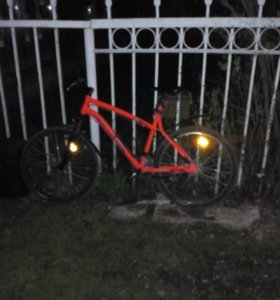 Велосипед betwin