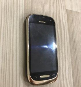 Мобильный телефон Nokia ORO RM-749, оригинал!!!