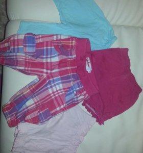 Набор штанишек от 6мес до 1.5лет