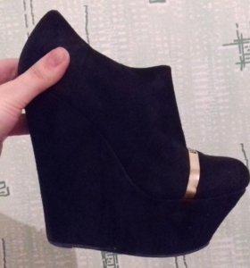 Туфли (ботильоны)