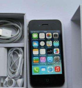 iPhone 4S чёрный 16Гб