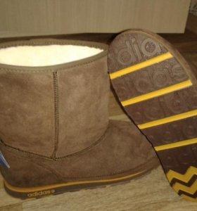 Adidas Угги зимние seneo casual MID W