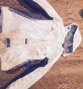 Женская зимняя спортивная куртка. Возможен обмен