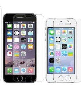 Защитное стекло на айфоны