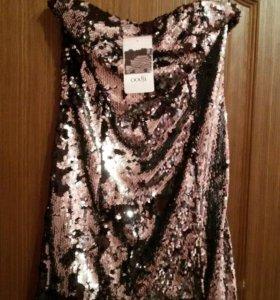 Новое диско - платье.