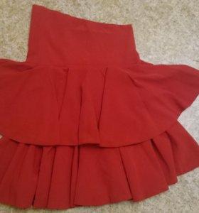 Ткань для платья или юбок