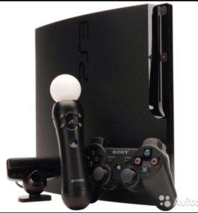 Sony PlayStation 3 Slim move starter pack