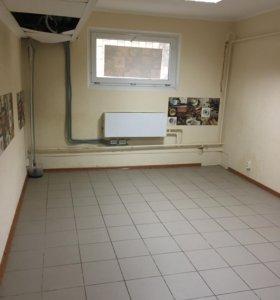 Комнаты в цокольном этажк