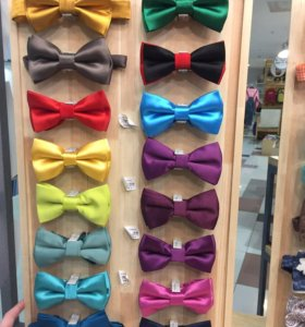 Бабочки-галстуки ручная работа