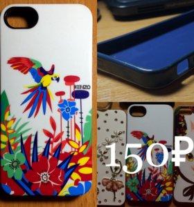 Чехлы, бампер iPhone 5/5s