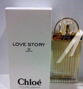 Chloe - Love story (жен) 75 ml Tester