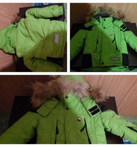Куртка на мальчика 2-3 года.Размер98