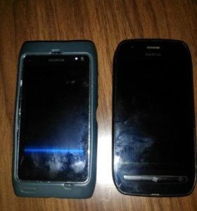 Нокиа N8, Nokia 710