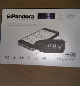 Сигнализация Pandora DXL 3970