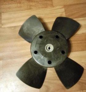 Крыльчатка вентилятора ВАЗ