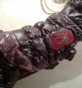 Куртка зимняя куртка для собаки