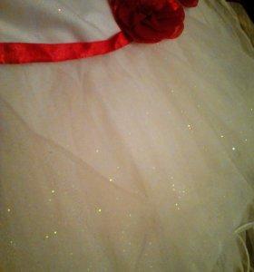 Платье для пригцессы