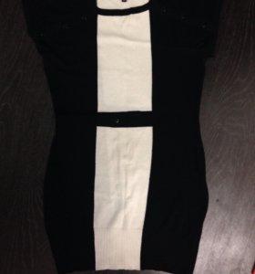 платье-туника (очень худит)