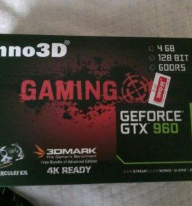 Видеокарта nvidia gtx 960