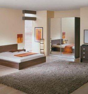 Кровать 160 с матрасом