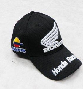 Кепка Honda черная