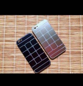 """Чехол для iPhone 6/6s """" Квадратики """""""