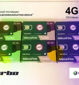 4G LTE Модем + Чип (комплект)