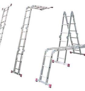 Аренда лестница-трансформер 3.54м
