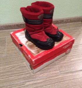 Ботинки зимние. TM SUPERFIT