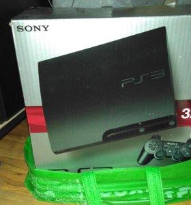 PlayStation 3 Slim 320 gb