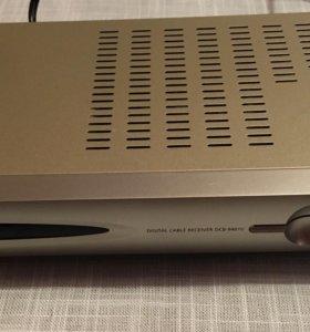 Цифровой ресивер кабельного ТВ