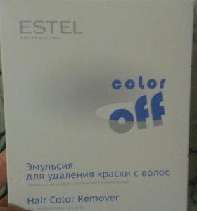 Эмульсия для удаления краски с волос
