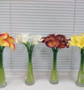 Топиарии,цветочные композиции