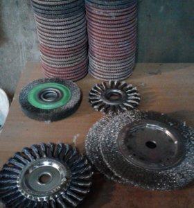 Диски для зачистки метала