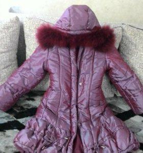 Пуховик, куртка на девочку