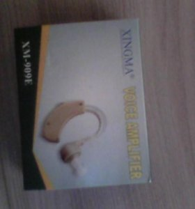 Слуховой апарат