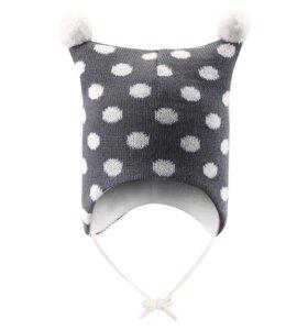 Новая зимняя шапка Lassie p.XS (44-46)