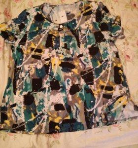 Блузка женская 66-го размера