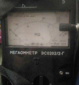 Мегомметр эсо202.2 г